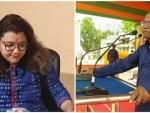 Bengal polls: ECI bans BJP's Sayantan Basu, TMC's Sujata Mondal from campaigning for 24 hours