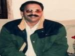Punjab asks UP govt to shift gangster-turned-politician Mukhtar Ansari from Ropar jail by Apr 8