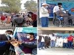 Jammu and Kashmir: Cultural Unit Srinagar, DIPR conduct Nukkad Natak at B&J Hospital