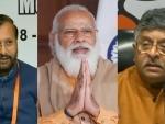 Narendra Modi's Cabinet reshuffle: Prakash Javadekar, Ravi Shankar Prasad quit