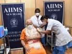 PM Modi gets second dose of Covid-19 vaccine today