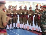 41 Assam Rifles felicitates students in Nagaland's Kiphire