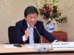 Japanese Minister expresses concern over China's Coast Guard Law
