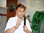 Saradha Scam: ED summons TMC candidate for Bengal polls Vivek Gupta