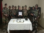 Three militants held in Nagaland's Phek, arms-ammu recovered