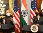 US Vice President Kamala Harris asked Pakistan to take action on terror groups
