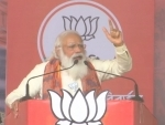 BJP touched 100 seats in four phases of Bengal polls: PM Modi