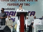 Won't let BJP turn India into Taliban state: West Bengal CM Mamata Banerjee in Bhabanipur
