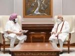 'Withdraw farm laws': Amarinder Singh meets PM Modi on farm laws