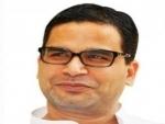 Prashant Kishor has registered himself as a voter in Kolkata