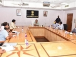 Assam CM Himanta Biswa Sarma reviews Covid-19 situation, vaccination status through video conference