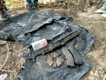 Huge cache of arms-ammu recovered in Assam's Chirang district
