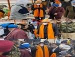 Jammu and Kashmir: DC Pulwama visits Gurudwara Shadimarg