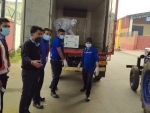 Assam: Second consignment of Covid-19 vaccines reaches Guwahati