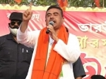 Bengal polls: EC serves notice to Suvendu Adhikari for delivering hate speech