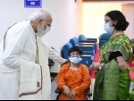 PM Modi thanks world leaders for their wishes on India crossing 100 crore vaccinations