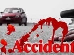 Two policemen, truck driver killed in UP accident