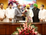 Punjab Cabinet expansion: 15 ministers take oath