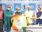 Former BJP leader Yashwant Sinha joins Trinamool Congress ahead of Bengal Polls