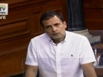 4 people running country-'Hum Do, Humare Do': Rahul Gandhi's jibe in Parliament