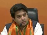 BJP leader Jyotiraditya Scindia takes oath in PM Modi's Cabinet 2.0