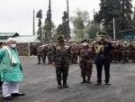 Bad weather prevents Kovind's visit to War Memorial in Ladakh