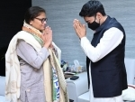 Joined TMC without conditions, no grievance against Sonia-Rahul: Sushmita Dev