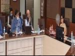 Jammu And Kashmir: Principal Secretary I&C reviews KVIB performance