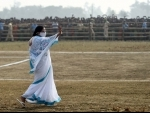 Mamata Banerjee's TMC to observe Khela Hobe Diwas in Tripura on Aug 16