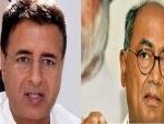 Randeep Singh Surjewala and Digvijaya Singh test Covid-19 positive