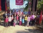 Remote villagers of Manipur construct road with Assam Rifles' assistance