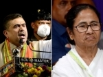 'Will defeat Mamata in Nandigram by 50,000 votes or quit politics': Suvendu Adhikari after Bengal CM announces candidature