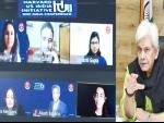LG Manoj Sinha addresses Harvard US-India Initiative Annual Conference
