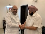 Amarinder Singh to meet Amit Shah tomorrow to discuss farm laws