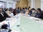 Jammu and Kashmir: Nitishwar Kumar reviews implementation of LG's directions