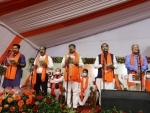 All new faces in Bhupendra Patel's Gujarat cabinet, 24 ministers take oath