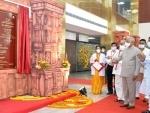 Elaborate security arrangement for President Kovind visit to Sri Jagannath temple