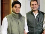 Jyotiraditya Scindia would have become CM had he stayed with Congress: Rahul Gandhi