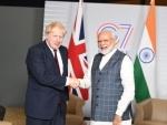 UK, India to strengthen bilateral cooperation with new enhanced partnership: UK Govt