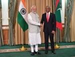 Maldives President Solih congratulates Modi for launching COVID-19 vaccination drive