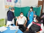Bengal: Trinamool Congress men get Covid-19 vaccine shots meant for health workers