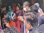 BJP, TMC workers clash in Nandigram's Sonachura during Suvendu Adhikari's poll campaign