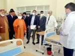 Amid Covid surge, UP govt orders increase in hospital beds