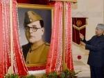President Ram Nath Kovind unveils portrait of Netaji on 125th birth anniversary of Subhas Chandra Bose