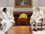 PM Modi assures help to Mamata Banerjee on Bengal flood situation, announces compensation