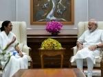 Mamata Banerjee to meet PM Modi, Congress leaders in Delhi today