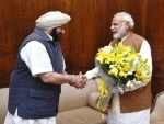 Amarinder Singh urges PM Modi to reopen Kartarpur corridor as Covid situation 'improves'