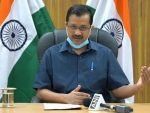 Kejriwal gets second dose of COVID vaccine