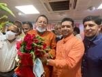 Pushkar Singh Dhami elected as new Uttarakhand CM