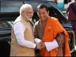 Bhutan PM praises Indian counterpart Narendra Modi over COVID-19 vaccine rollout